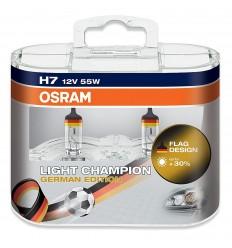 Osram H7 12V 55W +30% 64210LCG Light Champion Germany