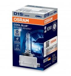 Osram Cool Blue Intense D1S xenónová výbojka 66140CBI 35W - 1 rok záruka