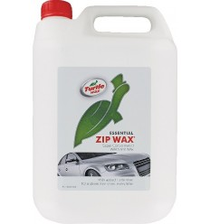 Turtle Wax Essential Zip Wax autošampón s voskom 5000ml