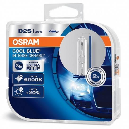 Osram xenónová výbojka D2S 35W P32d-2 Cool Blue Intense Box