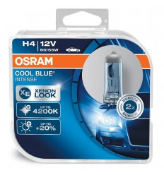 Osram H4 Cool Blue Intense H4 12V 60/55W P43t 2ks