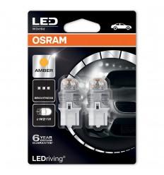 Osram LEDriving Premium 7905YE-02 W3x16d 12V Amber W21W