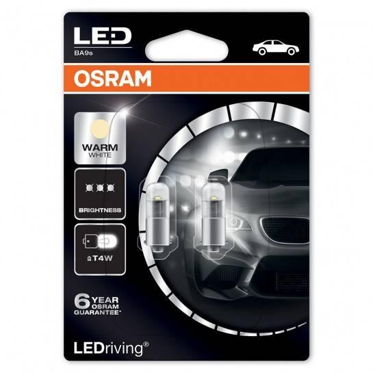 Osram LEDriving T4W 12V 4000K