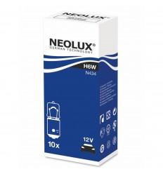 Neolux žiarovka H6 12V 6W BAX9s N434 - 1ks