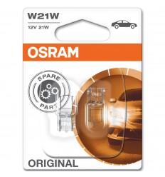 OSRAM 7505-02B 12V W21W - 2ks