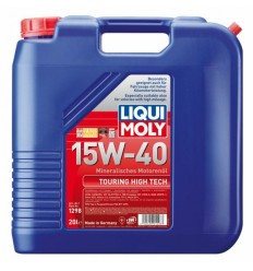 LIQUI MOLY TOURING HIGH TECH 15W-40 - 20l