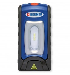 Svietidlo BERNER LED vreckové svietidlo Pocket Deluxe Bright Micro USB