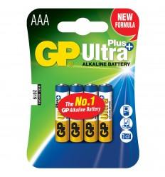 Batéria GP ultra alkalická PLUS AAA