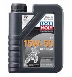 LIQUI MOLY 4T 15W-50 OFFROAD - 1l
