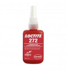 Loctite 272 50ml - zaisťovač skrutiek, vysokopevnostný, vysokoteplotný