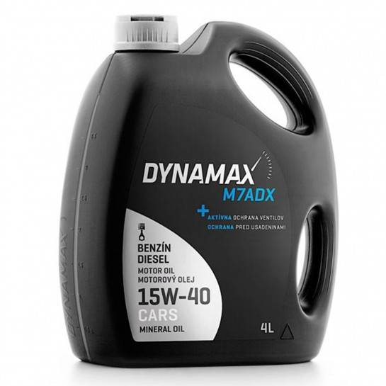 Dynamax M7ADX 4L