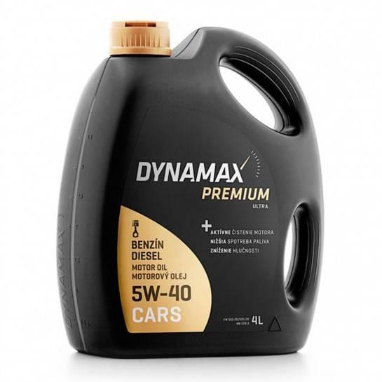 Dynamax Ultra 5W-40 4L