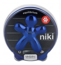 Mr&Mrs NIKI Equilibrium