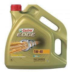 Castrol EDGE TITANIUM 5W-40 4L