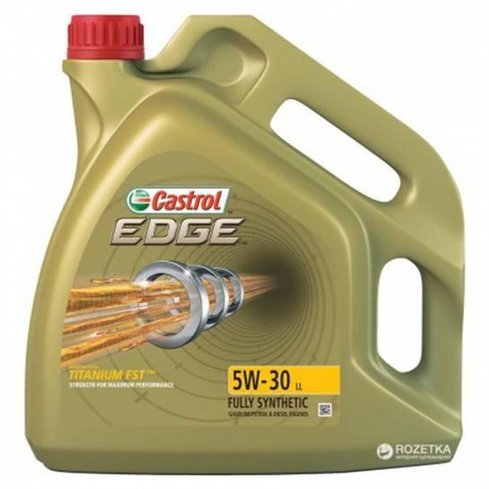 Castrol Edge 5W-30 LL 5 L