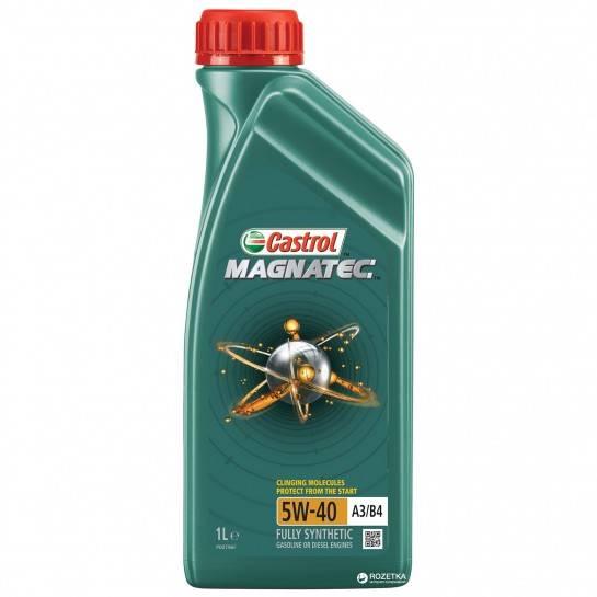 Castrol Magnatec 5W-40 A3 B4 1L