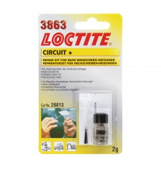 LOCTITE MR 3863 2g - Oprava vyhrievania zadného skla