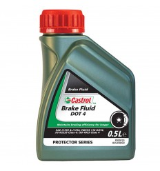 CASTROL Brake Fluid DOT 4 500 ml