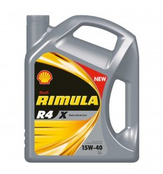 SHELL RIMULA R4 X 15W-40 5 L