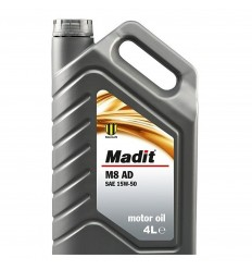 MADIT M8AD 15W-50 4L