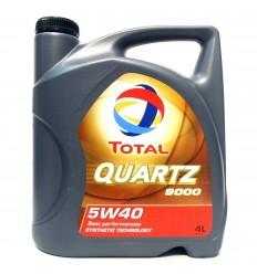 TOTAL QUARTZ 9000 5W-40 4 L