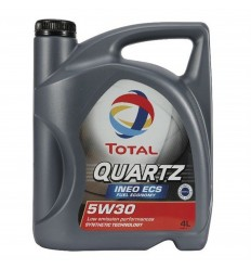 TOTAL QUARTZ INEO ECS 5W-30 4 L