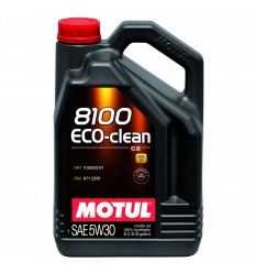 MOTUL 8100 ECO-CLEAN 5W-30 1L 101542