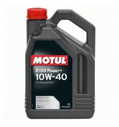 MOTUL 2100 POWER+ 10W-40 4L 100017