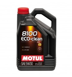 MOTUL 8100 ECO-CLEAN 5W-30 5L 101545