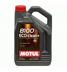 MOTUL 8100 ECO-CLEAN+ 5W-30 5L 101584