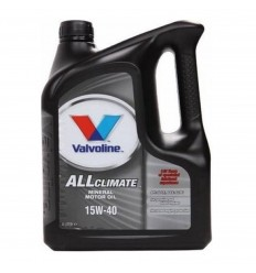 VALVOLINE ALL CLIMATE 15W-40 5 L