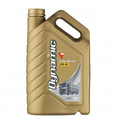 MOL DYNAMIC TURBO DIESEL 15W-40 4L