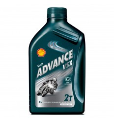 SHELL ADVANCE VSX2 1L