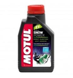 Motul SNOWPOWER 2T Ester 1L