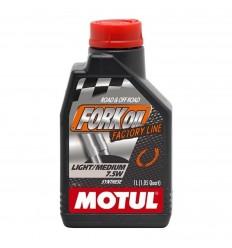 Motul Fork Oil Factory Line Light/Medium SAE 7,5W 1L