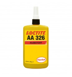 Loctite AA 326 250ml - akrylátové konštrukčné lepidlo, lepenie magnetov