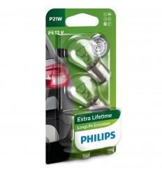 Philips P21W 12V 21W LongLife EcoVision - 2ks