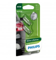 Philips LongLife Ecovision 12961LL W5W - 2ks blister