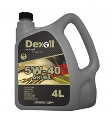 Dexoll 5W-40 A3/B4 4L