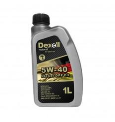 Dexoll 5W-40 Diesel DPF C3 1L