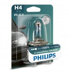 Philips X-tremeVision +130 H4 12V 55W - 1ks