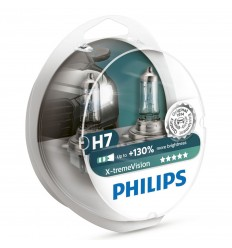Philips X-tremeVision H7 PX26d 12V 55W 2 ks