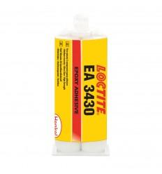 Loctite EA 3430 50ml - epoxidové lepidlo na sklo, ultra číre