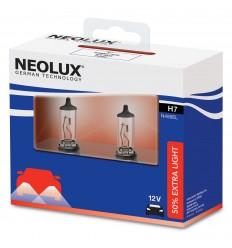 Neolux Extra Light H7 N499EL-SCB 12V 55W +50% 2ks/balanie