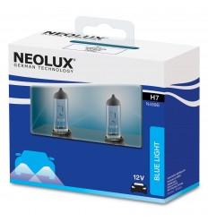 Neolux Blue Light H7 N499B-SCB 12V 55W 2ks/balenie