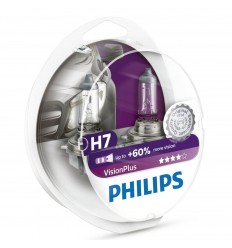 Philips H7 12V 55W Vision Plus Box +60%