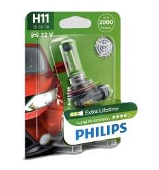 Philips H11 12V 55W PGJ19-2 LongLife - 1ks