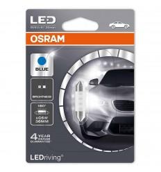 Osram LEDriving Standard C5W 6436BL-01B Blue