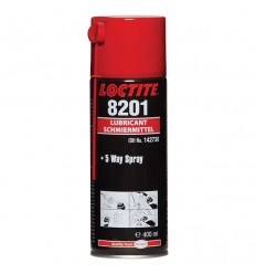 loctite 8201 5Way Spray - univerzálna penetračná tekutina 400ml