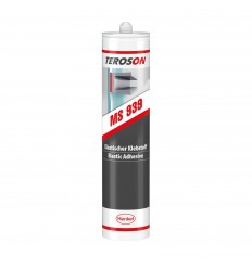Teroson Terostat MS 939 290 ml - univerzálny, lepenie pružných častí, biely